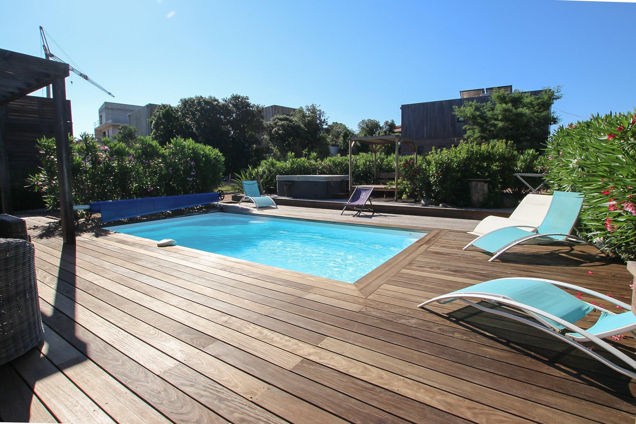 Belle villa T4, piscine et jaccuzi